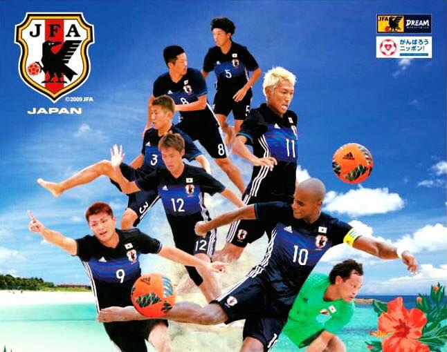 ビーチサッカー日本代表、ドイツに2連勝!